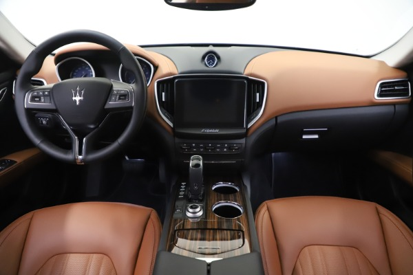 New 2020 Maserati Ghibli S Q4 GranLusso for sale $89,535 at Bugatti of Greenwich in Greenwich CT 06830 16