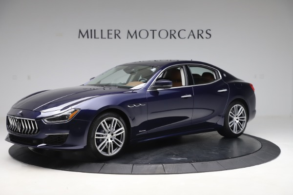 New 2020 Maserati Ghibli S Q4 GranLusso for sale $89,535 at Bugatti of Greenwich in Greenwich CT 06830 2