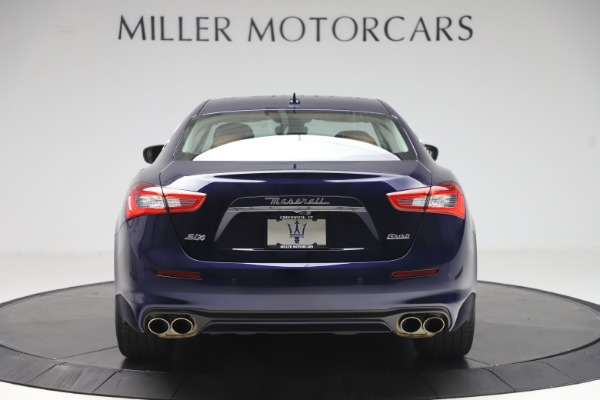 New 2020 Maserati Ghibli S Q4 GranLusso for sale $89,535 at Bugatti of Greenwich in Greenwich CT 06830 6