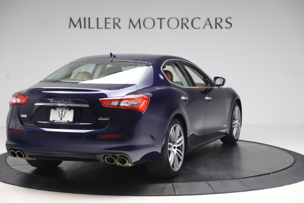 New 2020 Maserati Ghibli S Q4 GranLusso for sale $89,535 at Bugatti of Greenwich in Greenwich CT 06830 7