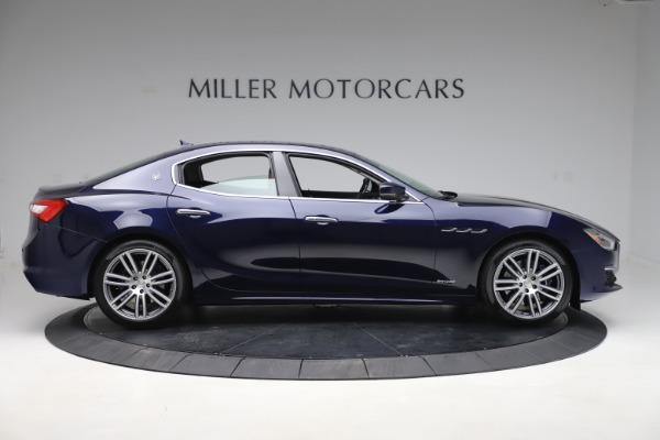 New 2020 Maserati Ghibli S Q4 GranLusso for sale $89,535 at Bugatti of Greenwich in Greenwich CT 06830 9