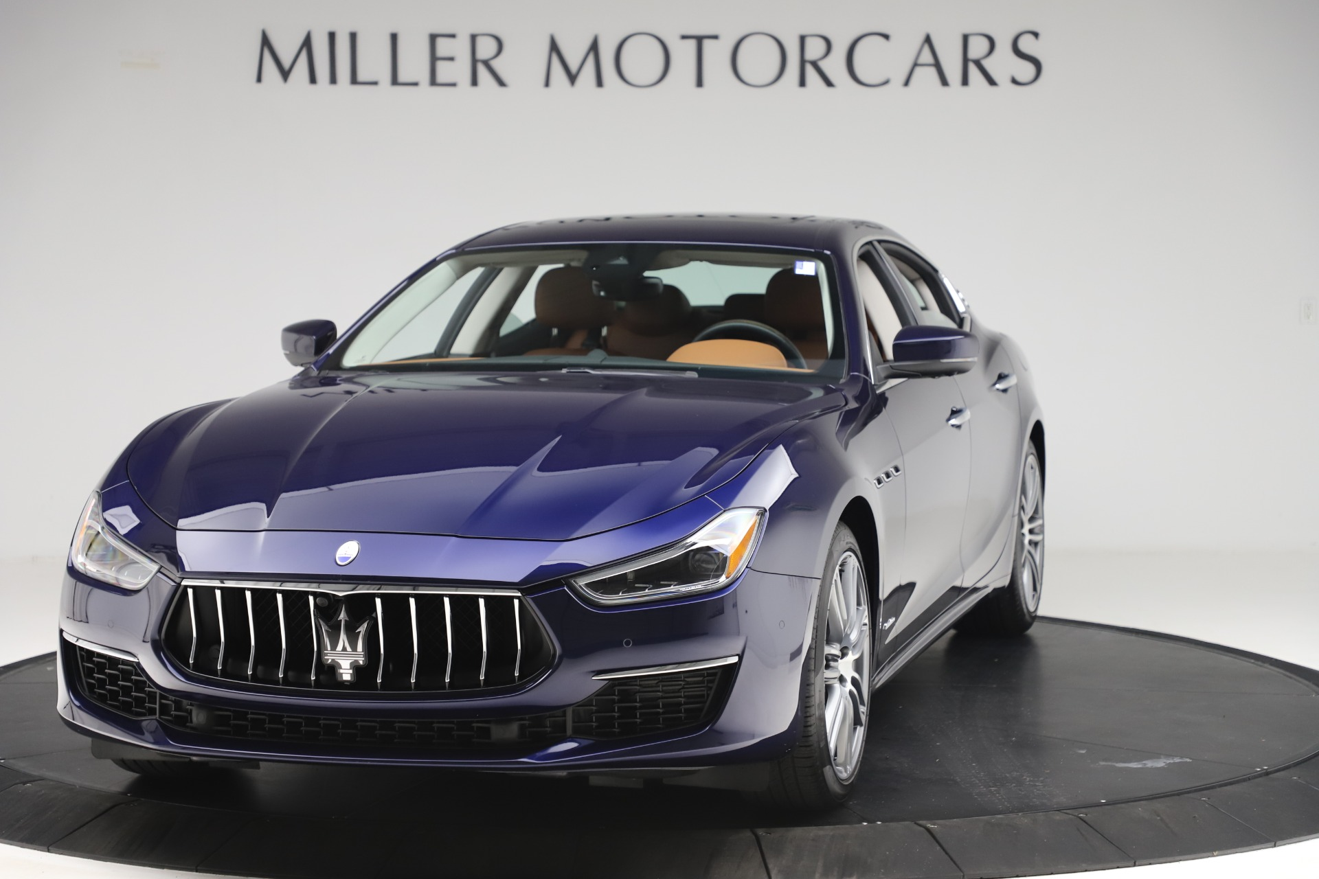New 2020 Maserati Ghibli S Q4 GranLusso for sale $89,535 at Bugatti of Greenwich in Greenwich CT 06830 1