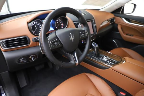 New 2020 Maserati Levante S Q4 GranLusso for sale $94,985 at Bugatti of Greenwich in Greenwich CT 06830 13