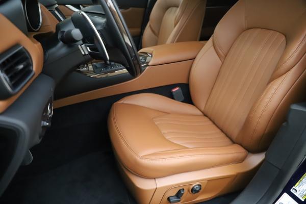 New 2020 Maserati Levante S Q4 GranLusso for sale $94,985 at Bugatti of Greenwich in Greenwich CT 06830 15