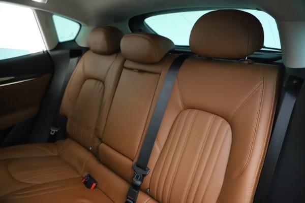 New 2020 Maserati Levante S Q4 GranLusso for sale $94,985 at Bugatti of Greenwich in Greenwich CT 06830 18
