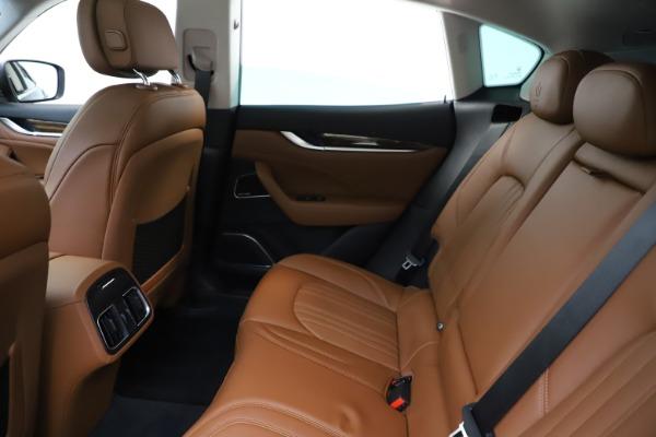 New 2020 Maserati Levante S Q4 GranLusso for sale $94,985 at Bugatti of Greenwich in Greenwich CT 06830 19