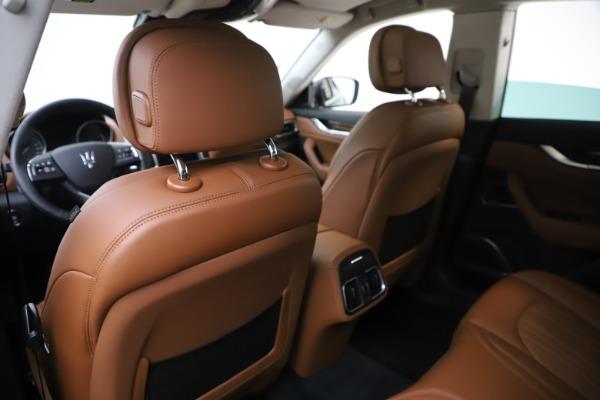 New 2020 Maserati Levante S Q4 GranLusso for sale $94,985 at Bugatti of Greenwich in Greenwich CT 06830 20