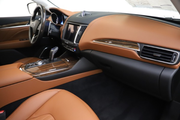 New 2020 Maserati Levante S Q4 GranLusso for sale $94,985 at Bugatti of Greenwich in Greenwich CT 06830 22