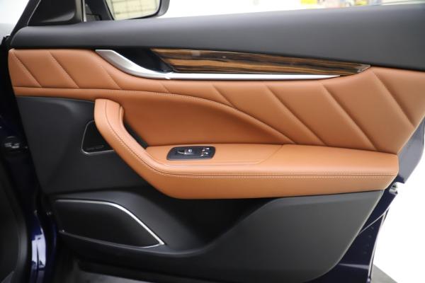 New 2020 Maserati Levante S Q4 GranLusso for sale $94,985 at Bugatti of Greenwich in Greenwich CT 06830 25