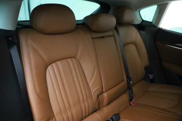 New 2020 Maserati Levante S Q4 GranLusso for sale $94,985 at Bugatti of Greenwich in Greenwich CT 06830 26
