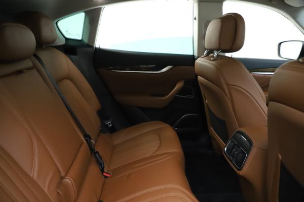 New 2020 Maserati Levante S Q4 GranLusso for sale $94,985 at Bugatti of Greenwich in Greenwich CT 06830 27