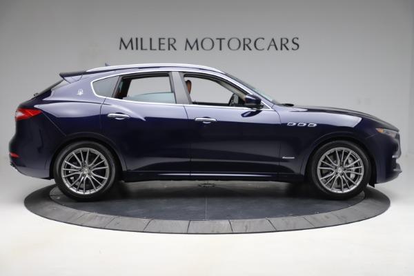 New 2020 Maserati Levante S Q4 GranLusso for sale $94,985 at Bugatti of Greenwich in Greenwich CT 06830 9