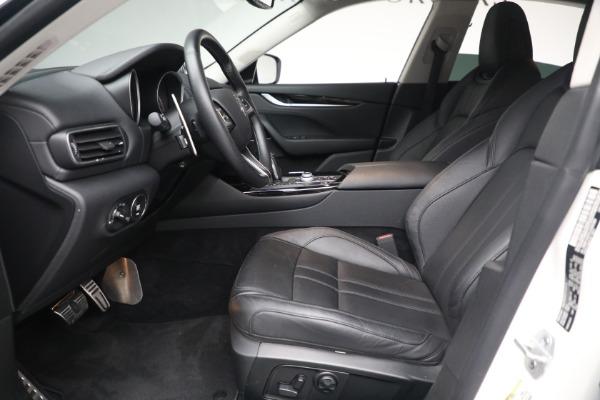 New 2020 Maserati Levante Q4 GranSport for sale $81,385 at Bugatti of Greenwich in Greenwich CT 06830 13