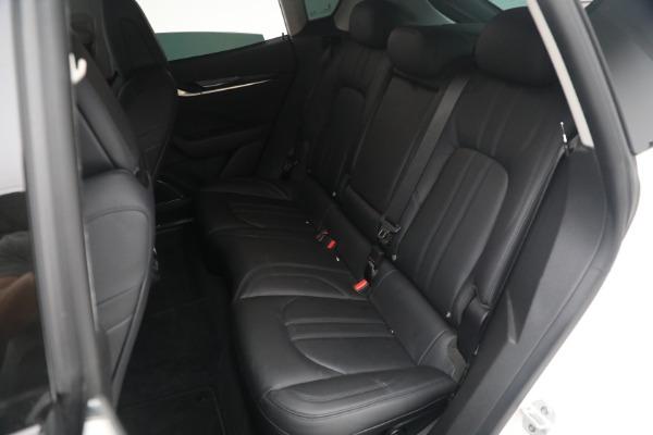 New 2020 Maserati Levante Q4 GranSport for sale $81,385 at Bugatti of Greenwich in Greenwich CT 06830 15