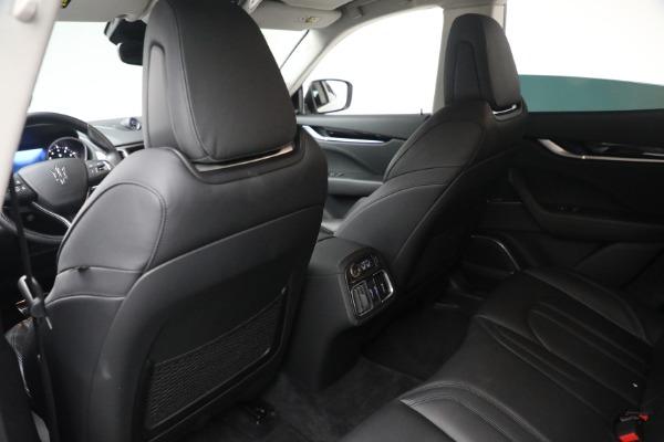 New 2020 Maserati Levante Q4 GranSport for sale $81,385 at Bugatti of Greenwich in Greenwich CT 06830 16