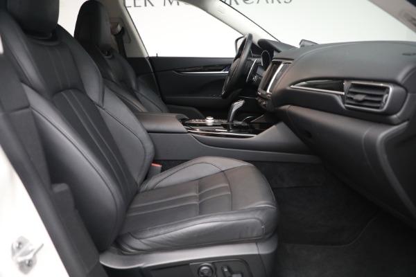 New 2020 Maserati Levante Q4 GranSport for sale $81,385 at Bugatti of Greenwich in Greenwich CT 06830 18