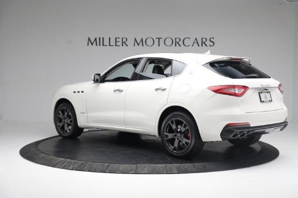 New 2020 Maserati Levante Q4 GranSport for sale $81,385 at Bugatti of Greenwich in Greenwich CT 06830 4
