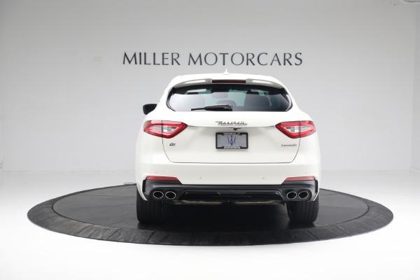 New 2020 Maserati Levante Q4 GranSport for sale $81,385 at Bugatti of Greenwich in Greenwich CT 06830 6