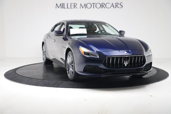 New 2020 Maserati Quattroporte S Q4 GranLusso for sale $122,185 at Bugatti of Greenwich in Greenwich CT 06830 11