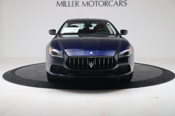 New 2020 Maserati Quattroporte S Q4 GranLusso for sale $122,185 at Bugatti of Greenwich in Greenwich CT 06830 12