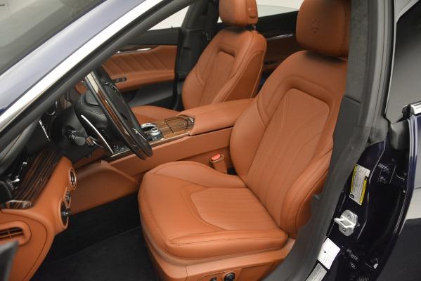New 2020 Maserati Quattroporte S Q4 GranLusso for sale $122,185 at Bugatti of Greenwich in Greenwich CT 06830 13