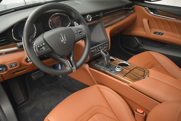 New 2020 Maserati Quattroporte S Q4 GranLusso for sale $122,185 at Bugatti of Greenwich in Greenwich CT 06830 14