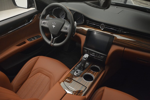 New 2020 Maserati Quattroporte S Q4 GranLusso for sale $122,185 at Bugatti of Greenwich in Greenwich CT 06830 16