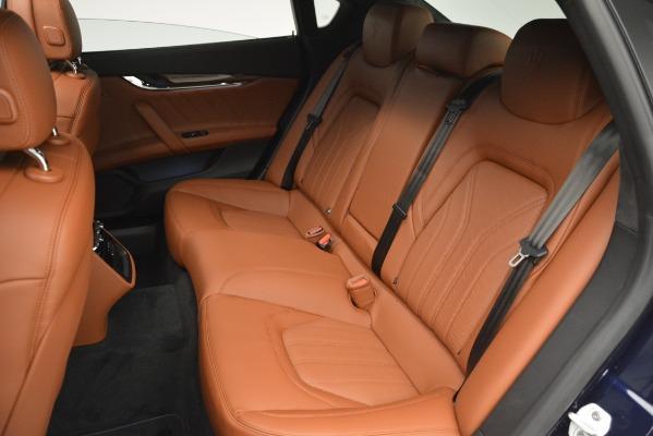 New 2020 Maserati Quattroporte S Q4 GranLusso for sale $122,185 at Bugatti of Greenwich in Greenwich CT 06830 17