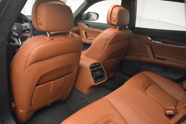 New 2020 Maserati Quattroporte S Q4 GranLusso for sale $122,185 at Bugatti of Greenwich in Greenwich CT 06830 18