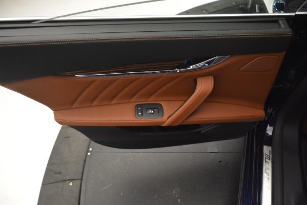 New 2020 Maserati Quattroporte S Q4 GranLusso for sale $122,185 at Bugatti of Greenwich in Greenwich CT 06830 19