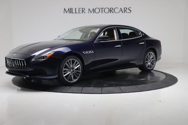 New 2020 Maserati Quattroporte S Q4 GranLusso for sale $122,185 at Bugatti of Greenwich in Greenwich CT 06830 2