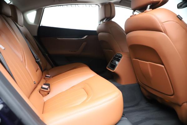New 2020 Maserati Quattroporte S Q4 GranLusso for sale $122,185 at Bugatti of Greenwich in Greenwich CT 06830 21