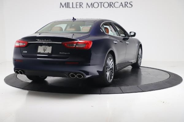 New 2020 Maserati Quattroporte S Q4 GranLusso for sale $122,185 at Bugatti of Greenwich in Greenwich CT 06830 7