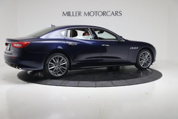 New 2020 Maserati Quattroporte S Q4 GranLusso for sale $122,185 at Bugatti of Greenwich in Greenwich CT 06830 8
