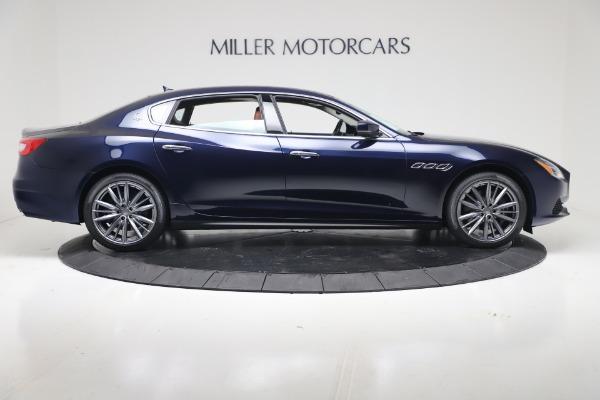 New 2020 Maserati Quattroporte S Q4 GranLusso for sale $122,185 at Bugatti of Greenwich in Greenwich CT 06830 9