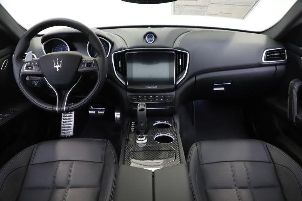 New 2020 Maserati Ghibli S Q4 GranSport for sale $90,285 at Bugatti of Greenwich in Greenwich CT 06830 16