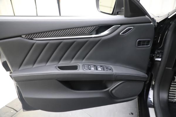 New 2020 Maserati Ghibli S Q4 GranSport for sale $90,285 at Bugatti of Greenwich in Greenwich CT 06830 17