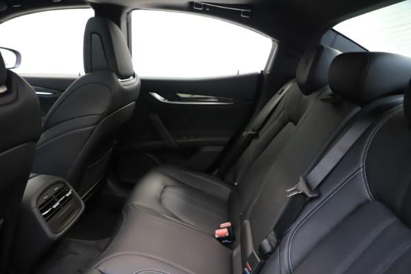 New 2020 Maserati Ghibli S Q4 GranSport for sale $90,285 at Bugatti of Greenwich in Greenwich CT 06830 19