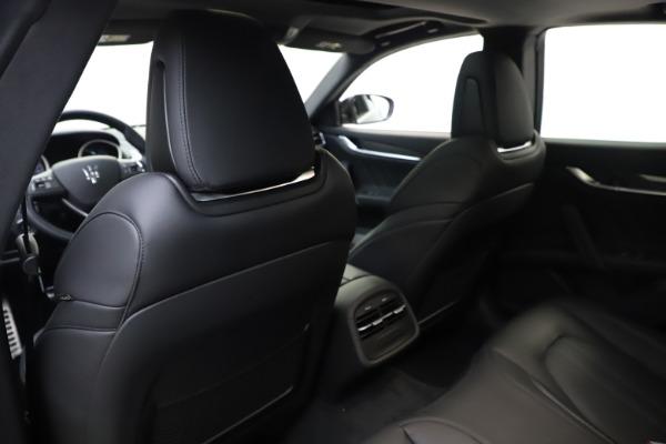 New 2020 Maserati Ghibli S Q4 GranSport for sale $90,285 at Bugatti of Greenwich in Greenwich CT 06830 20