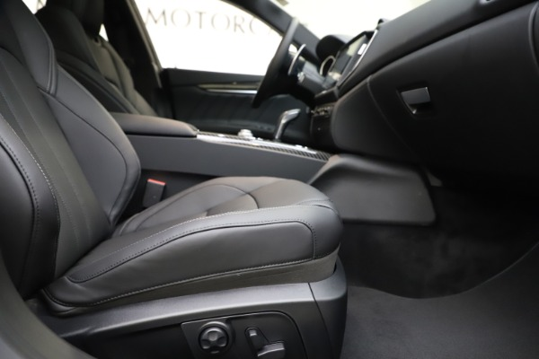 New 2020 Maserati Ghibli S Q4 GranSport for sale $90,285 at Bugatti of Greenwich in Greenwich CT 06830 23