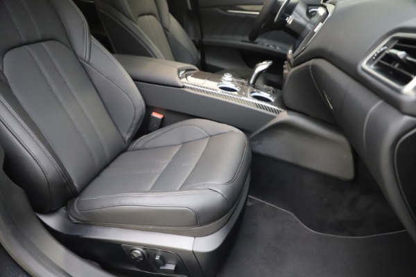 New 2020 Maserati Ghibli S Q4 GranSport for sale $90,285 at Bugatti of Greenwich in Greenwich CT 06830 24