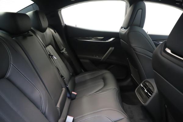 New 2020 Maserati Ghibli S Q4 GranSport for sale $90,285 at Bugatti of Greenwich in Greenwich CT 06830 27