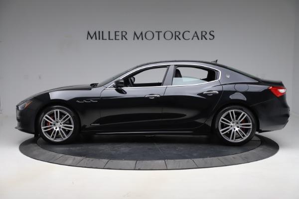 New 2020 Maserati Ghibli S Q4 GranSport for sale $90,285 at Bugatti of Greenwich in Greenwich CT 06830 3