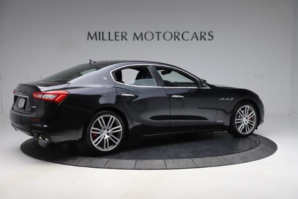 New 2020 Maserati Ghibli S Q4 GranSport for sale $90,285 at Bugatti of Greenwich in Greenwich CT 06830 8