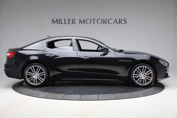 New 2020 Maserati Ghibli S Q4 GranSport for sale $90,285 at Bugatti of Greenwich in Greenwich CT 06830 9