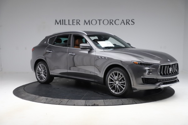 New 2020 Maserati Levante Q4 GranLusso for sale $84,985 at Bugatti of Greenwich in Greenwich CT 06830 10