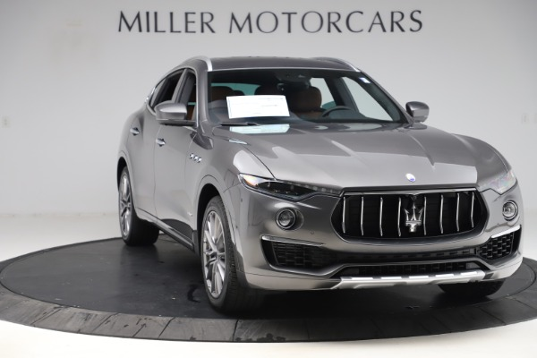 New 2020 Maserati Levante Q4 GranLusso for sale $84,985 at Bugatti of Greenwich in Greenwich CT 06830 11