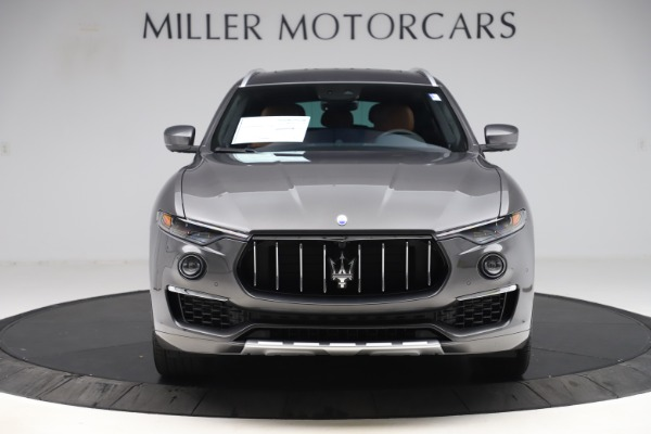 New 2020 Maserati Levante Q4 GranLusso for sale $84,985 at Bugatti of Greenwich in Greenwich CT 06830 12