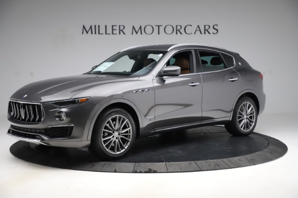 New 2020 Maserati Levante Q4 GranLusso for sale $84,985 at Bugatti of Greenwich in Greenwich CT 06830 2