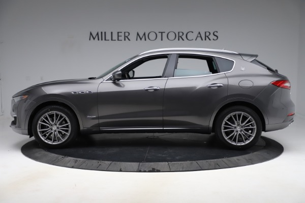 New 2020 Maserati Levante Q4 GranLusso for sale $84,985 at Bugatti of Greenwich in Greenwich CT 06830 3